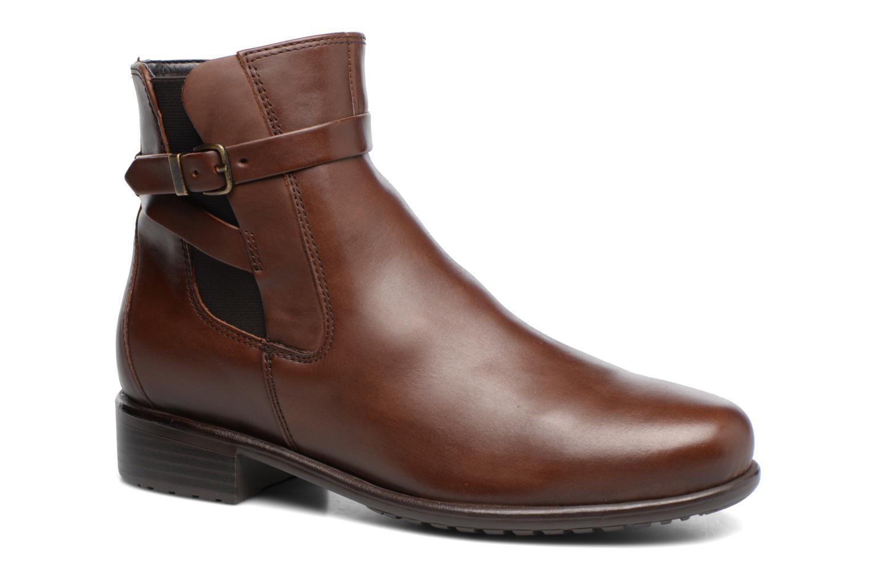 Ara Liverpool 49565 (Marron) - Bottines et boots chez Sarenza (302025)