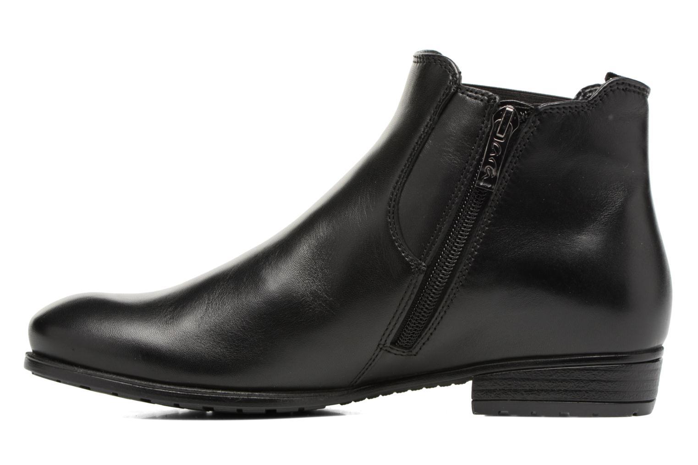 Bottines et boots Ara Yale-St Noir vue face