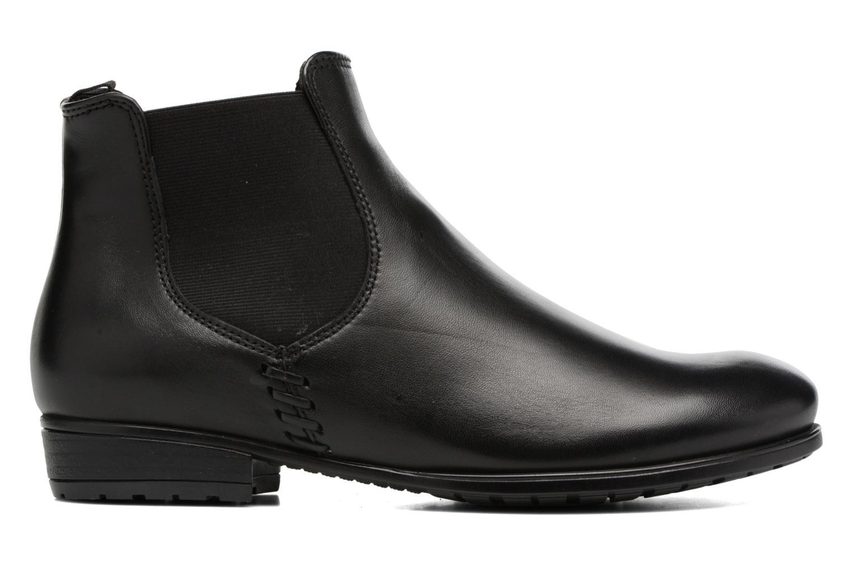 Bottines et boots Ara Yale-St Noir vue derrière