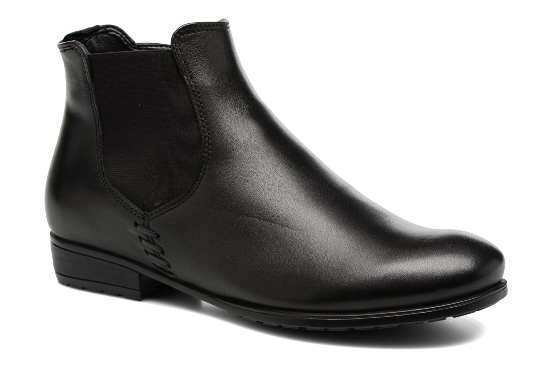Bottines et boots Ara Yale-St Noir vue détail/paire
