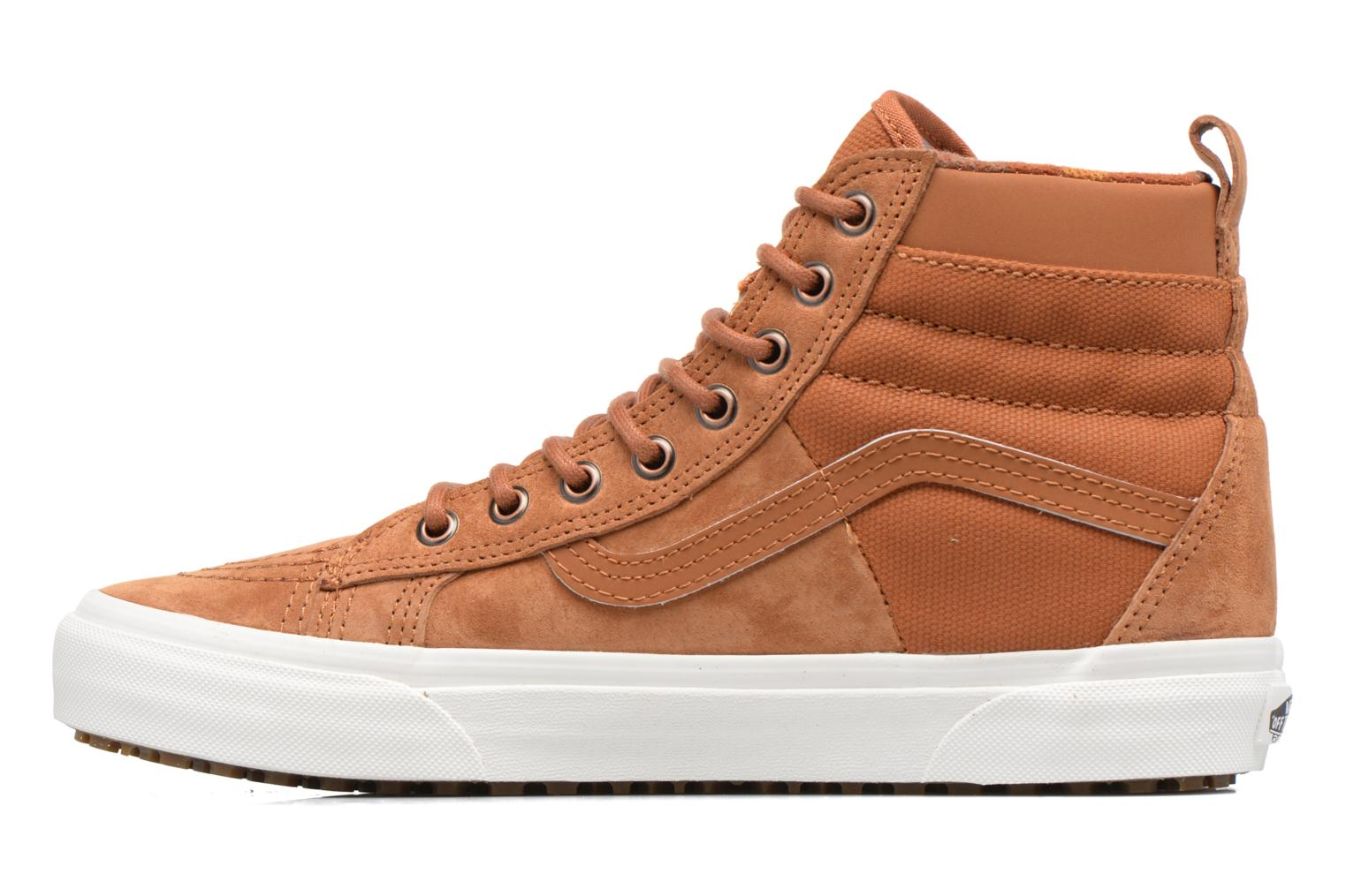 Baskets Vans SK8-Hi MTE DX Marron vue face