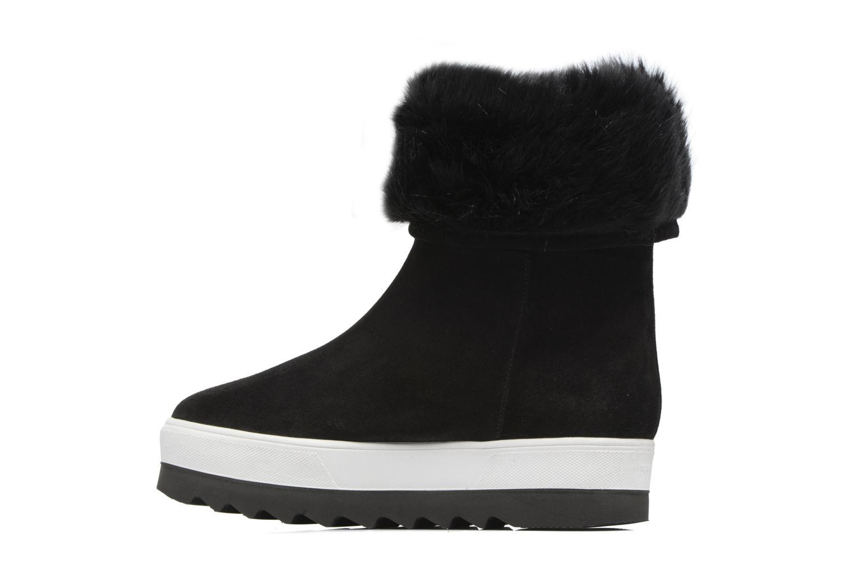 Chaussures de sport HÖGL Lily Noir vue face