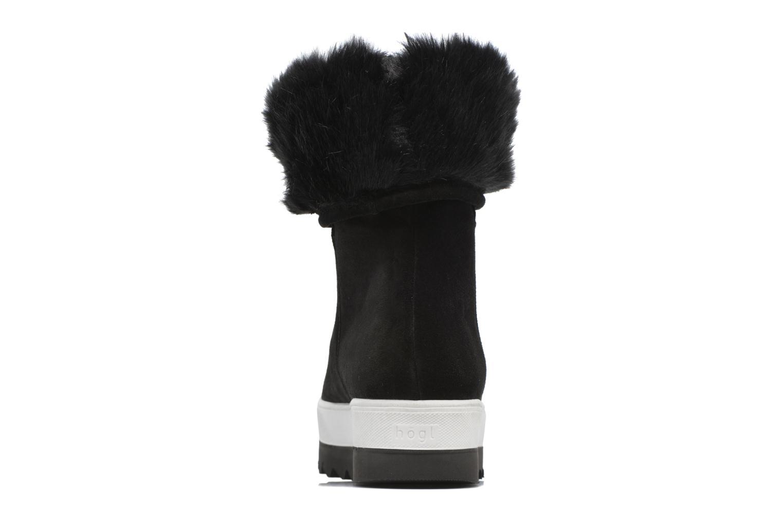 Chaussures de sport HÖGL Lily Noir vue droite