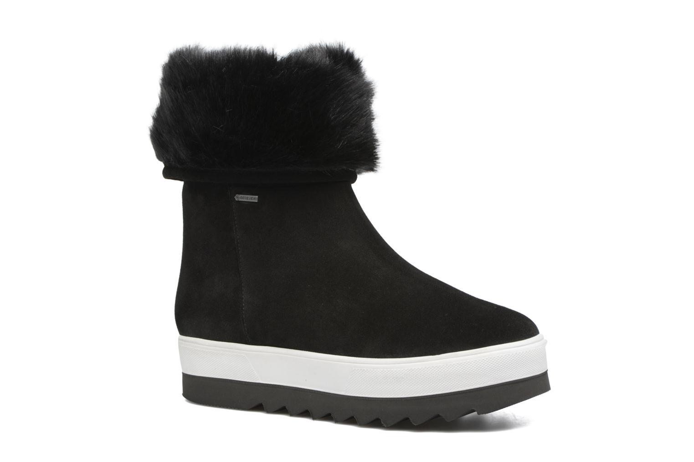 Chaussures de sport HÖGL Lily Noir vue détail/paire