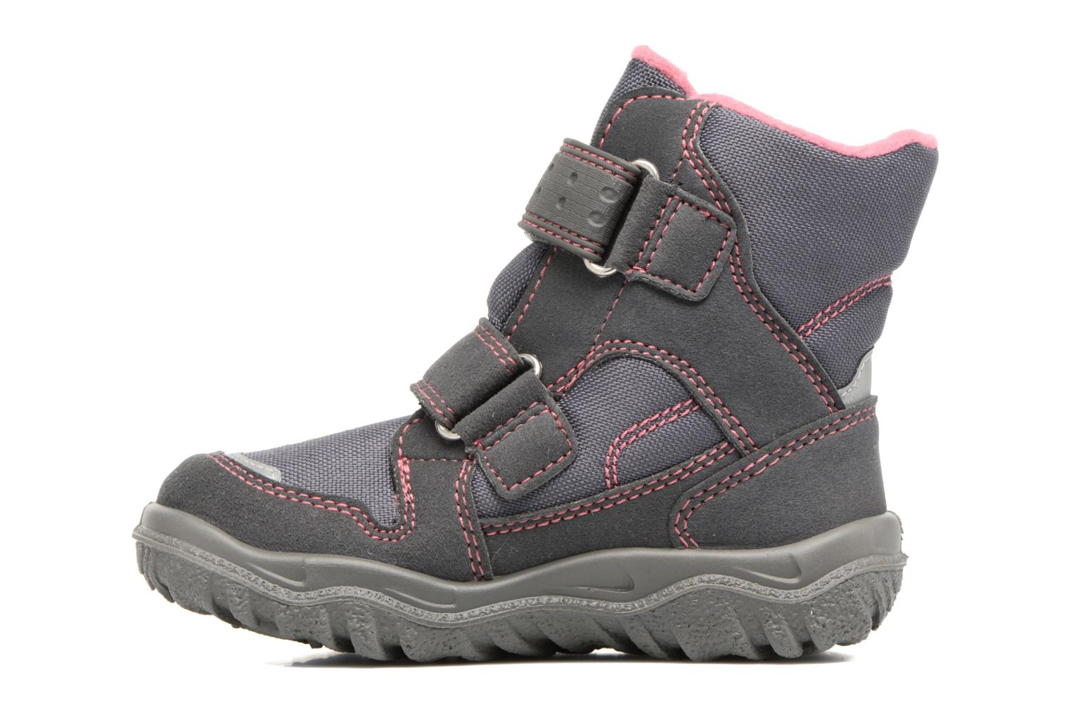 Bottines et boots Superfit HUSKY1 GTX Gris vue face