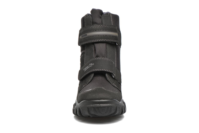 Sportschuhe Superfit HUSKY GTX 1 schwarz schuhe getragen