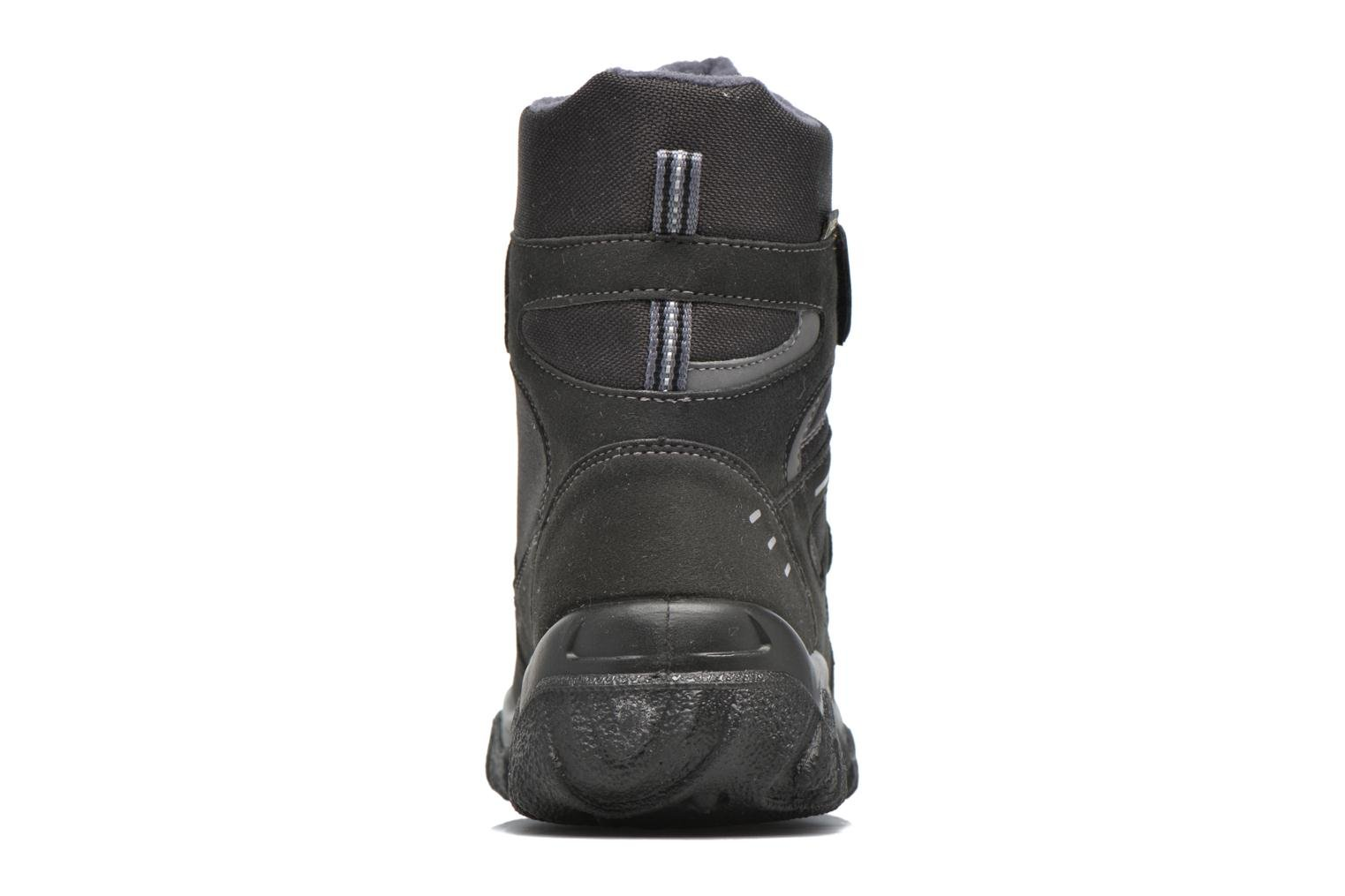 Sport shoes Superfit HUSKY GTX 1 Black view from the right