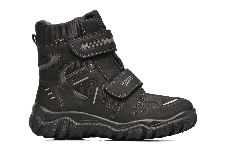 Sport shoes Superfit HUSKY GTX 1 Black back view
