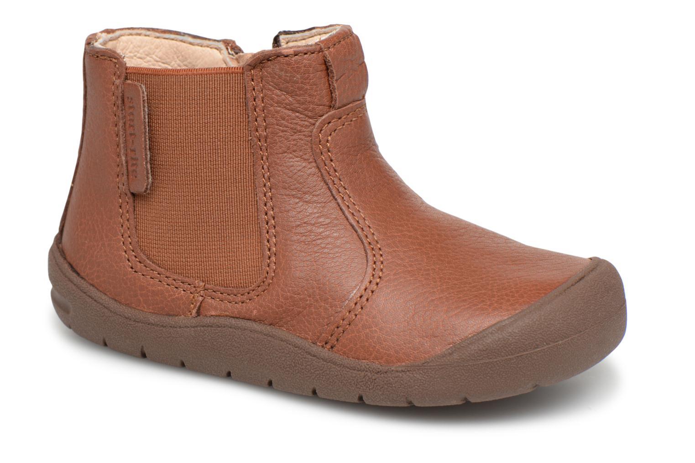 Bottines et boots Start Rite First Chelsea Marron vue détail/paire