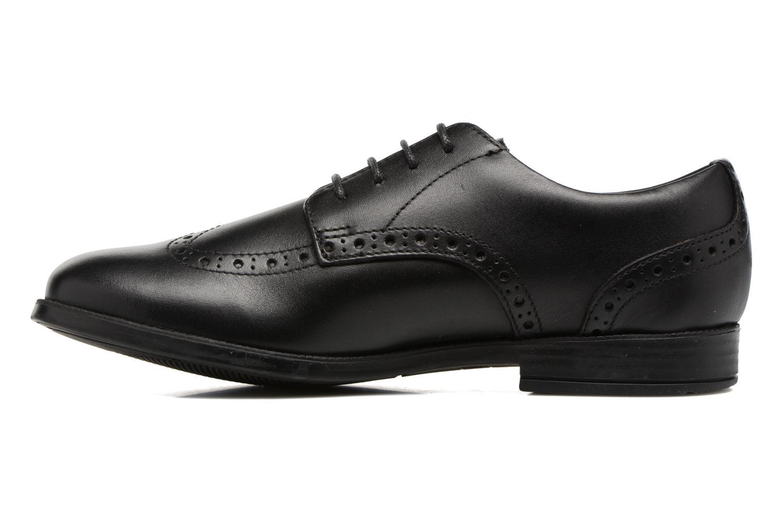 Brogue PRI Black leather