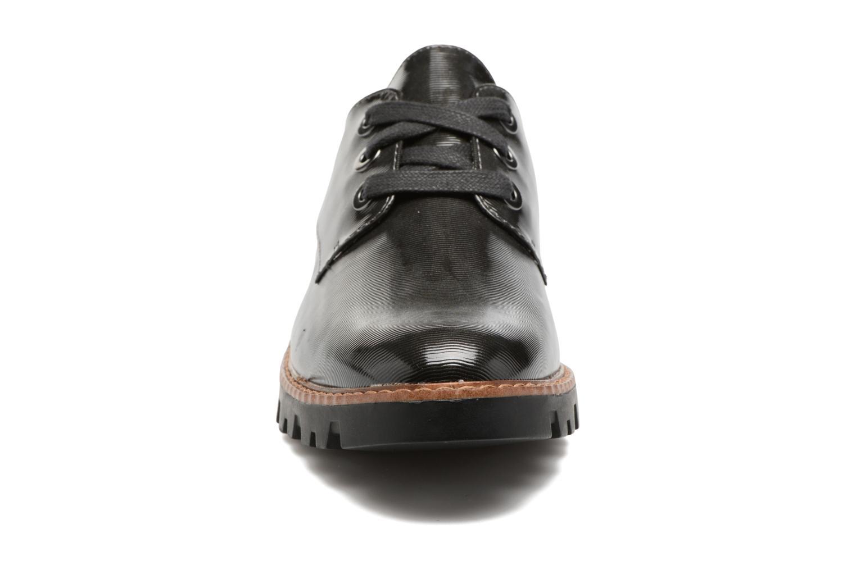 Chaussures à lacets Tamaris Yndris Gris vue portées chaussures
