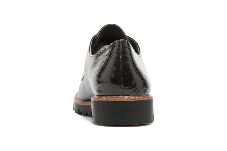 Chaussures à lacets Tamaris Yndris Gris vue droite