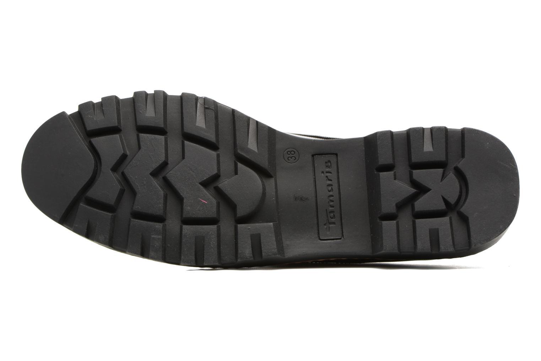 Chaussures à lacets Tamaris Yndris Gris vue haut