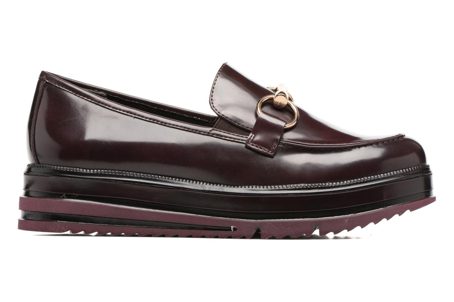Loafers Tamaris Arwena Burgundy back view