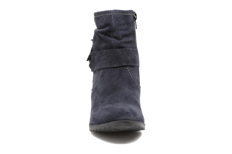 Bottines et boots Tamaris Ashana Bleu vue portées chaussures