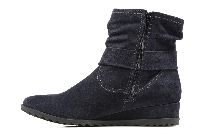 Boots en enkellaarsjes Tamaris Ashana Blauw voorkant