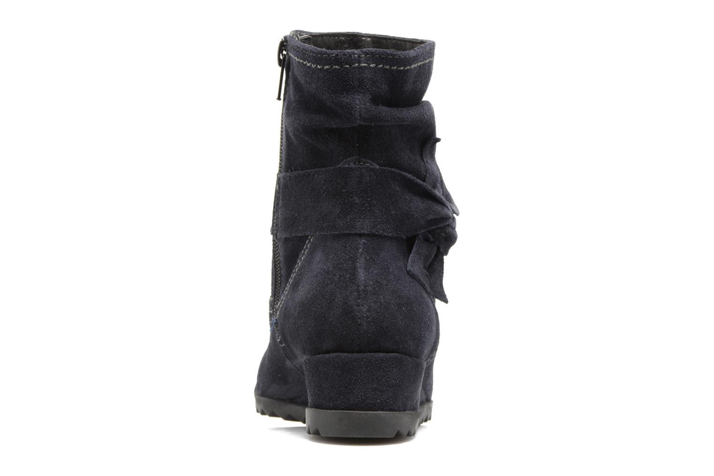 Bottines et boots Tamaris Ashana Bleu vue droite