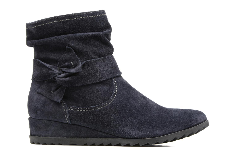 Boots en enkellaarsjes Tamaris Ashana Blauw achterkant