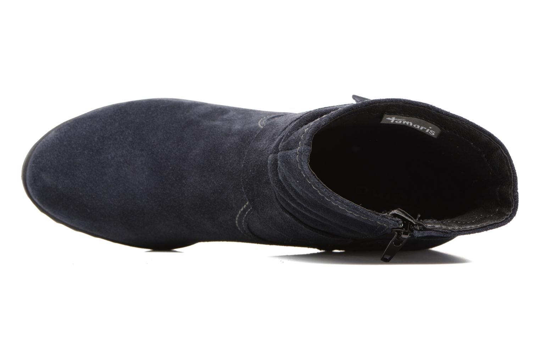 Boots en enkellaarsjes Tamaris Ashana Blauw links