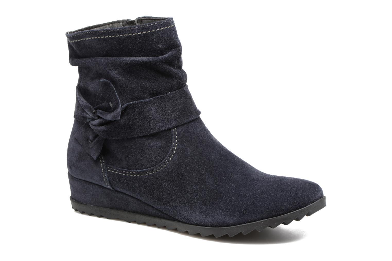 Bottines et boots Tamaris Ashana Bleu vue détail/paire