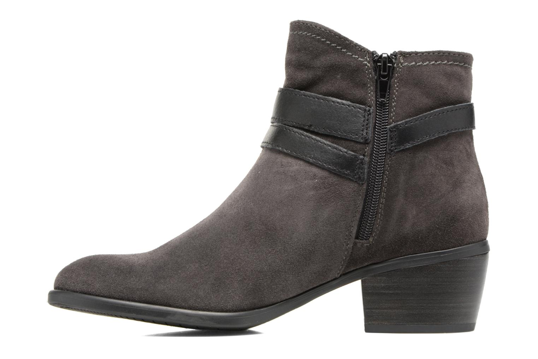Bottines et boots Tamaris Athellen Gris vue face