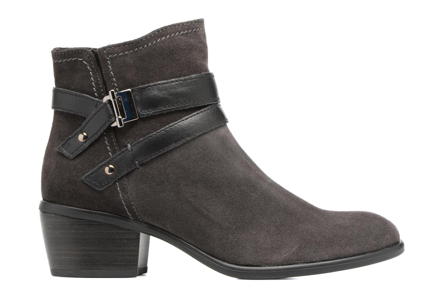 Ankle boots Tamaris Athellen Grey back view