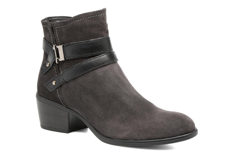 Bottines et boots Tamaris Athellen Gris vue détail/paire