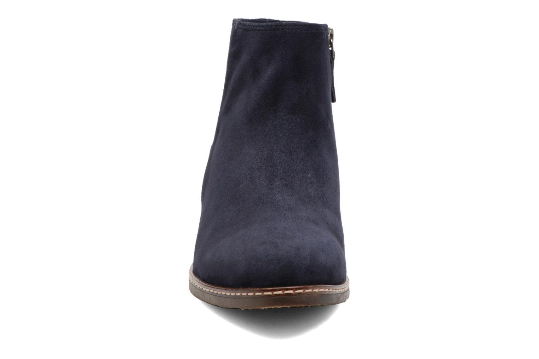 Bottines et boots Tamaris Celebrian Bleu vue portées chaussures