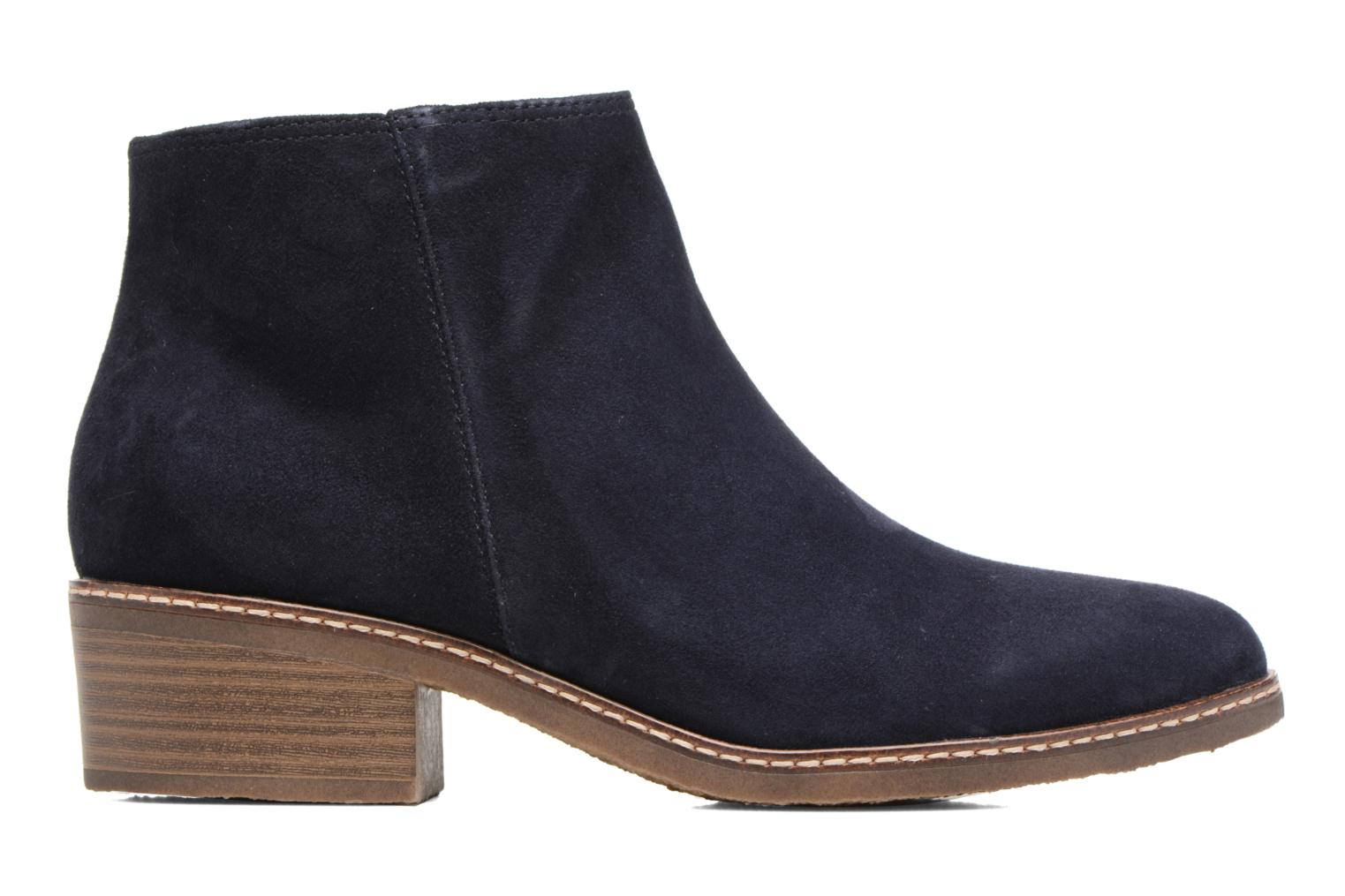 Ankle boots Tamaris Celebrian Blue back view