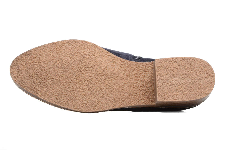 Bottines et boots Tamaris Celebrian Bleu vue haut