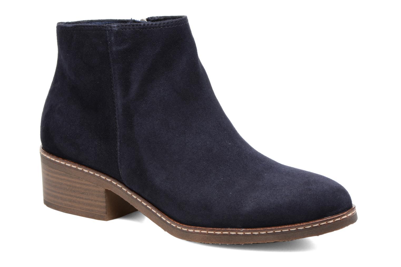 Bottines et boots Tamaris Celebrian Bleu vue détail/paire