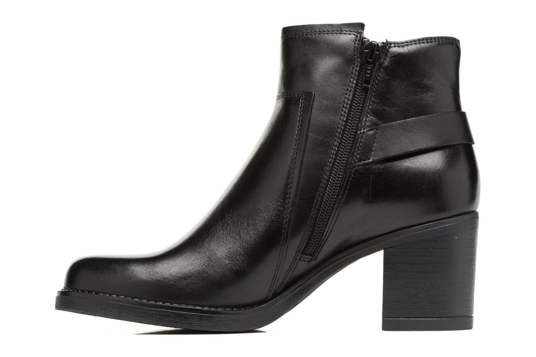 Bottines et boots Tamaris Elwé Noir vue face
