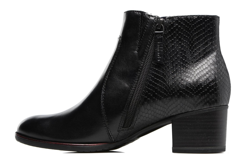 Bottines et boots Tamaris Gilgalad Noir vue face