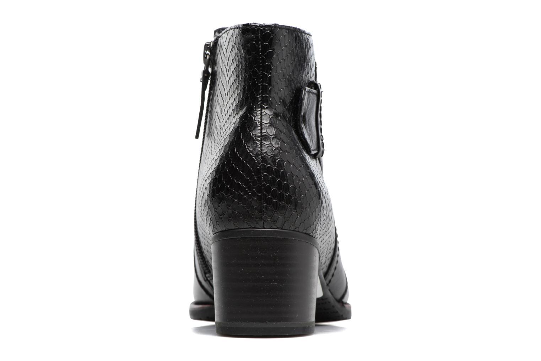 Bottines et boots Tamaris Gilgalad Noir vue droite
