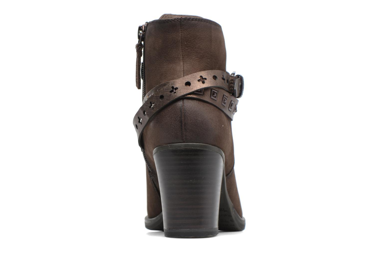 Bottines et boots Tamaris Adenael Marron vue droite