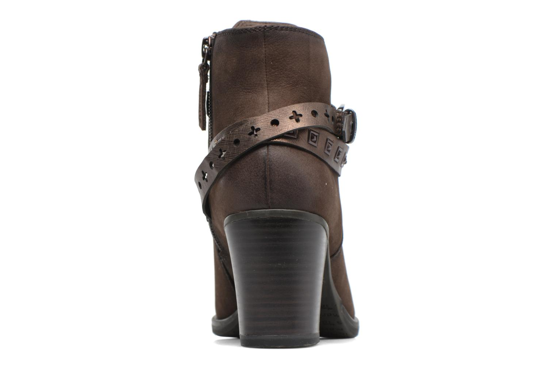 Boots en enkellaarsjes Tamaris Adenael Bruin rechts