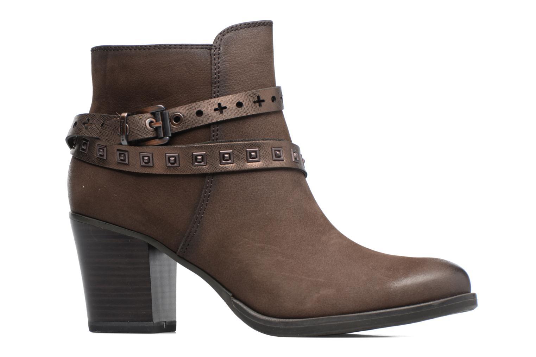 Bottines et boots Tamaris Adenael Marron vue derrière