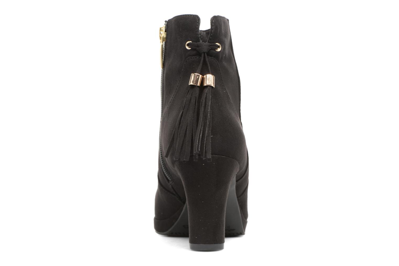 Bottines et boots Tamaris Ancala Noir vue droite