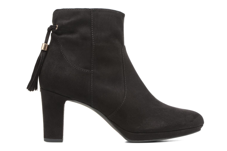 Bottines et boots Tamaris Ancala Noir vue derrière