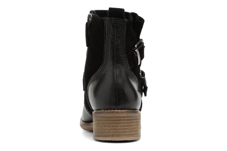 Balani Black leather