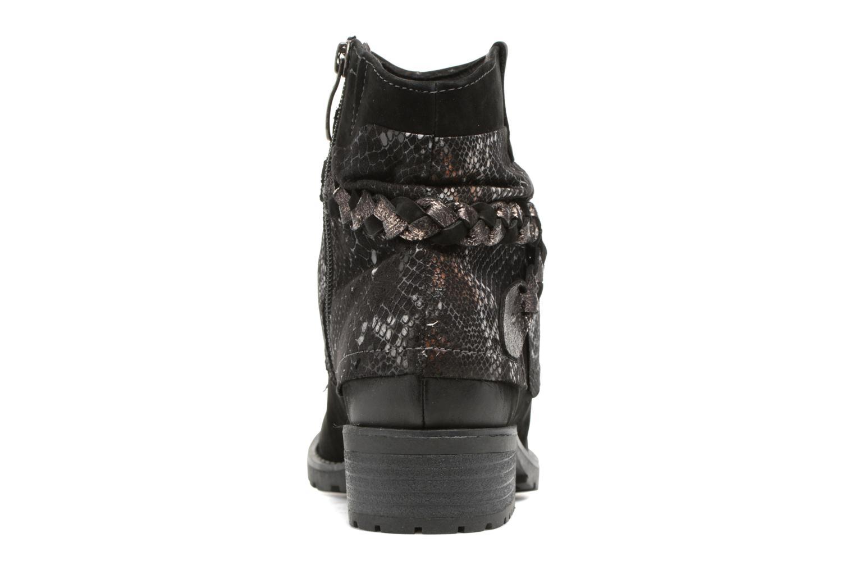 Bottines et boots Tamaris Calion Noir vue droite