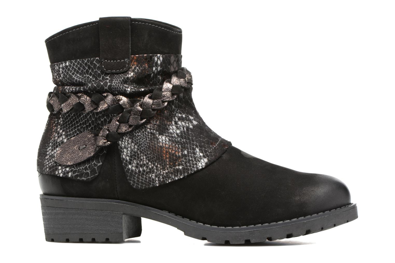 Bottines et boots Tamaris Calion Noir vue derrière