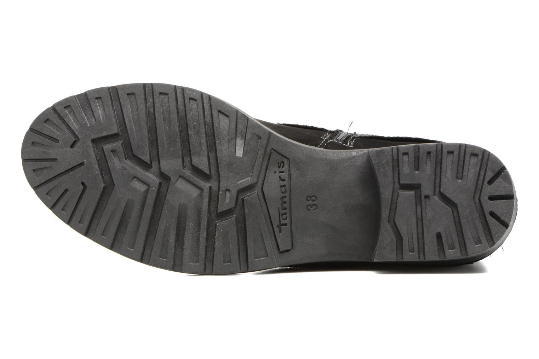 Bottines et boots Tamaris Calion Noir vue haut