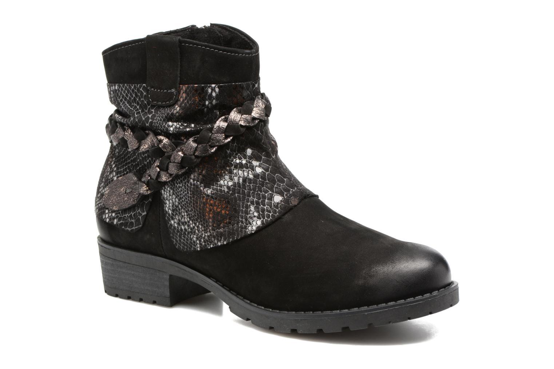 Bottines et boots Tamaris Calion Noir vue détail/paire