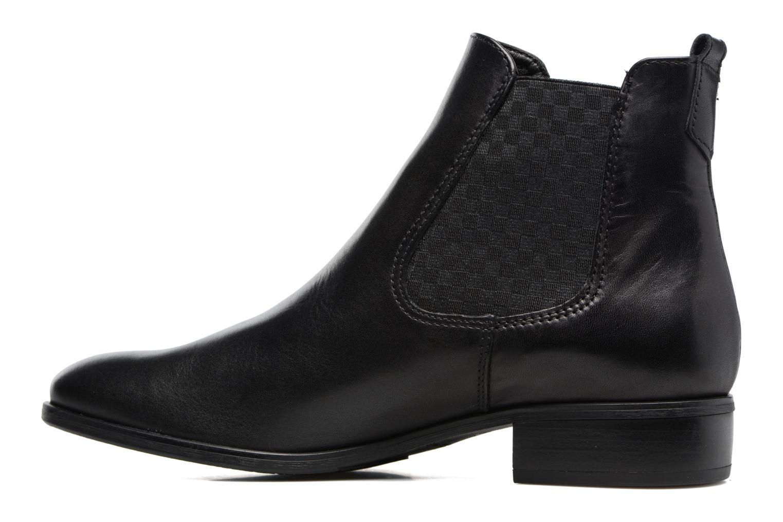 Stiefeletten & Boots Tamaris Calywen schwarz ansicht von vorne