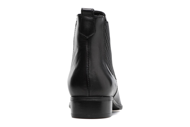 Stiefeletten & Boots Tamaris Calywen schwarz ansicht von rechts