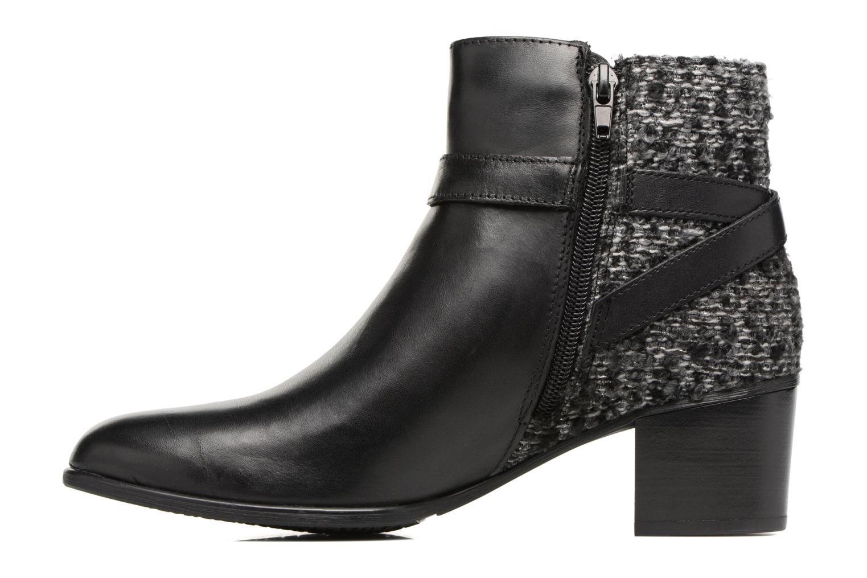 Boots en enkellaarsjes Tamaris Ciryan Zwart voorkant