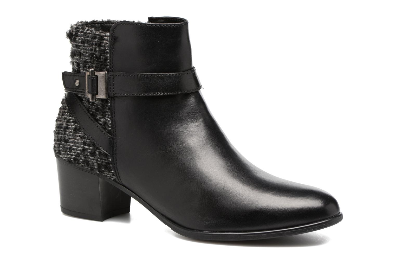Boots en enkellaarsjes Tamaris Ciryan Zwart detail