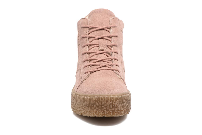Baskets Tamaris Salma Rose vue portées chaussures