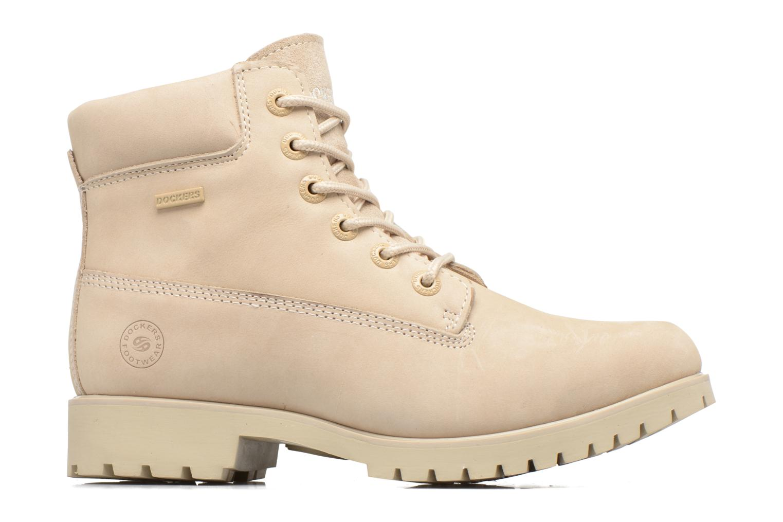 Bottines et boots Dockers Pia Gris vue derrière